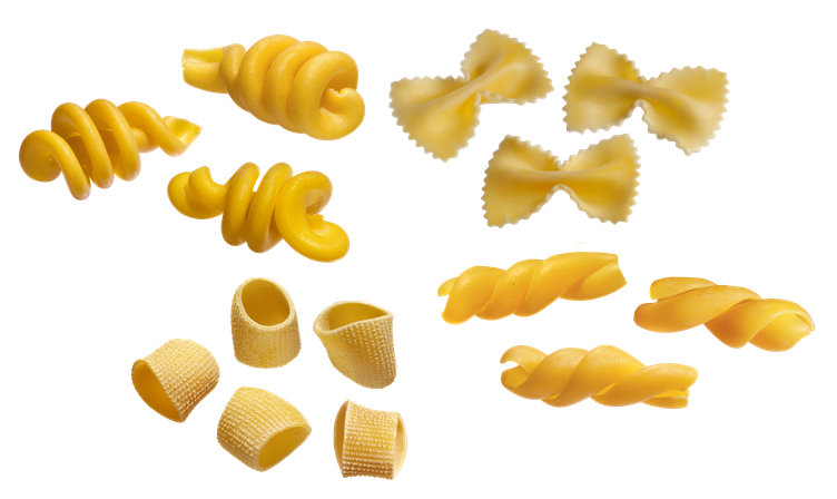NEWS SIZES SIMPLE EGG PASTA